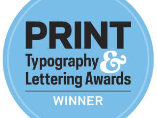 Print Typography & Lettering Awards