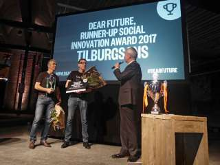 Ans wordt runner-up Social Innovation Award