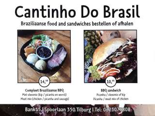 October 2019 - from Dutch eethuis to Brasilian cantinho